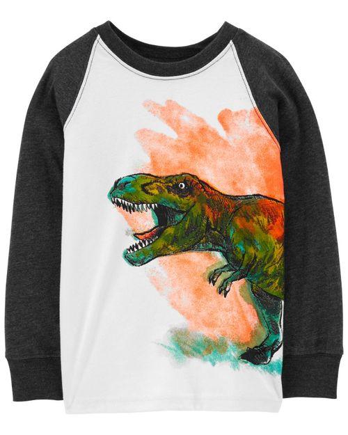 Playera Diseño De Dinosaurio Oshkosh B'Gosh