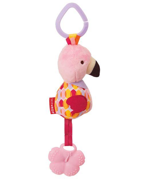 Juguete De Actividades Colección Bandana Buddies Flamingo Skip Hop