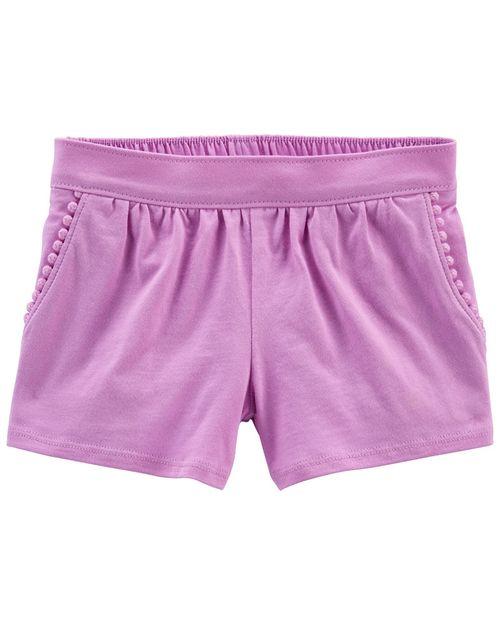 Shorts Con Pompones Oshkosh B'Gosh