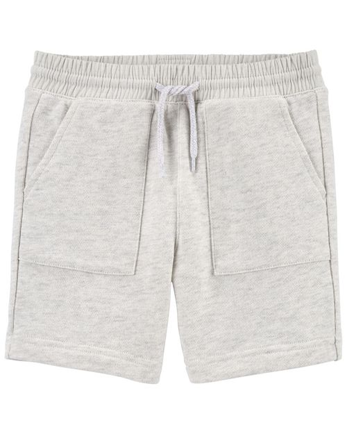 Shorts De Felpa De Rizo Ajustable Oshkosh B'Gosh