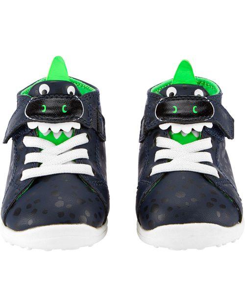 Zapatos Altos Para Bebés Carter's Every Step De Monstruo Carter's