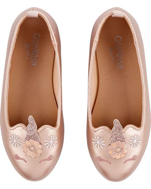 Zapatos De Piso De Unicornio Oshkosh B'Gosh