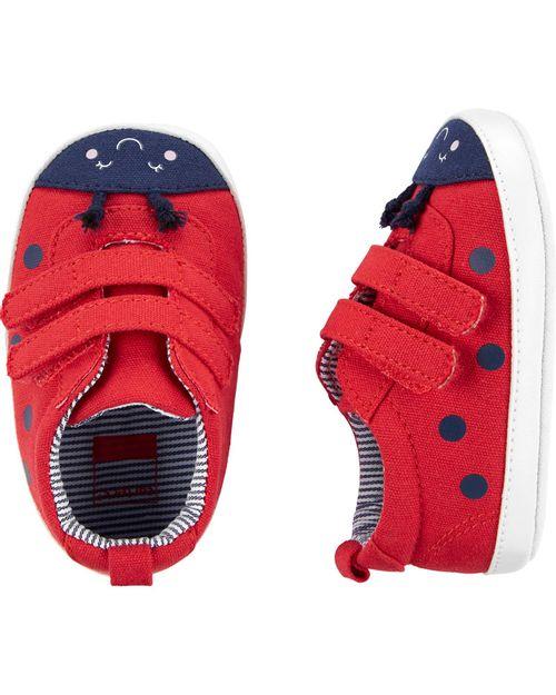 Zapato para bebé de mariquita Carter's