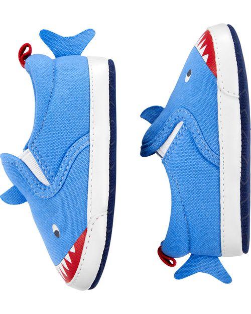 Zapatos de tiburón para bebé Carter's