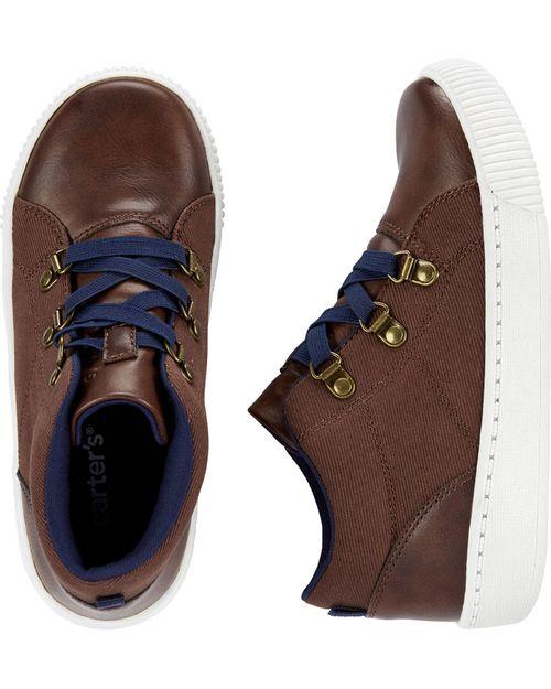 Zapatos tipo bota Carter's