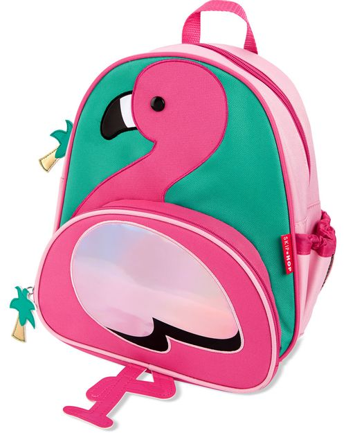 Mochila Flamingo Para Niños Pequeños De La Colección Zoo Skip Hop