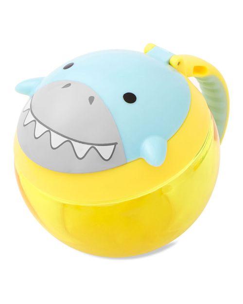 Taza Para Snack Tiburón Colección Zoo Skip Hop