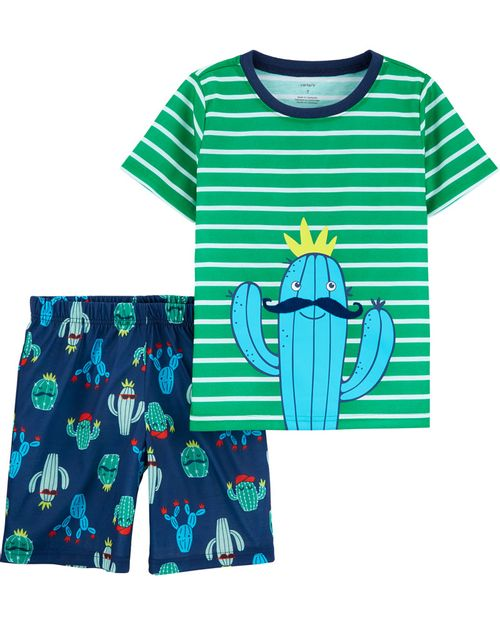 Pijama Cactus 2 Piezas Carter's